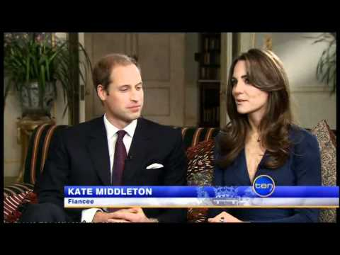 How William Proposed To Kate Youtube