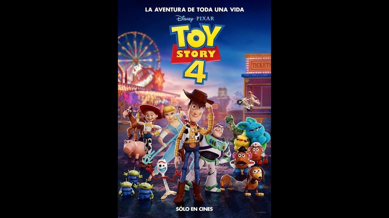 Descargar Toy Story 4 Pelicula Completa En Español Hd