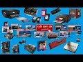 Livestream Am Samtag - Intel NUC - USB-TFT-Monitor - Funklautsprecher Logitech