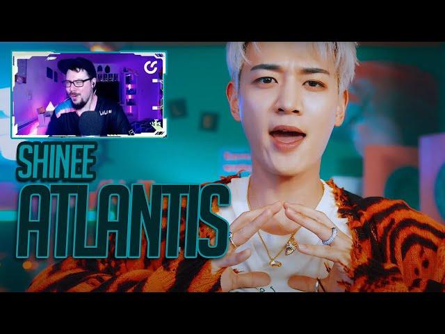 Mikey Reacts to SHINee 샤이니 'Atlantis' MV