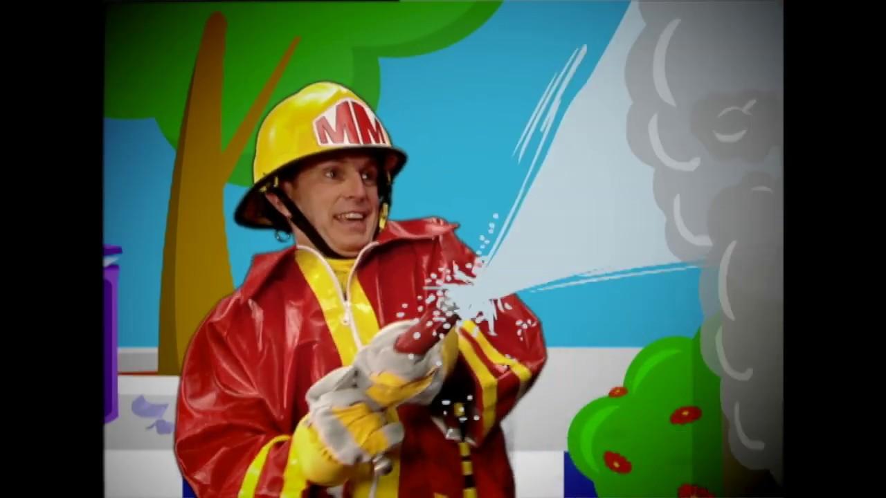 Magic Job Box Fireman Short