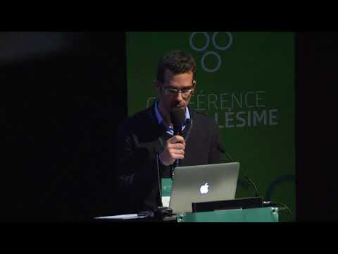 2017 Bordeaux Conference du Millesime - David Pernet