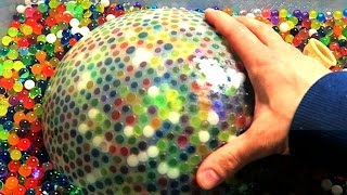 Squishy Ball Physics : Gyroscope Tricks and Physics Stunts ~ Incredible Science - dancest.ru