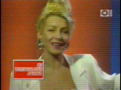 Vesna Zmijanac - Idem Preko Zemlje Srbije - (TV RTS 1994)