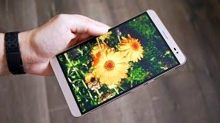 обзор Huawei MediaPad X2 (review)