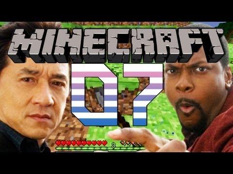 Minecraft Daily #07 - คู่ใหญ่ฟัดเต็มสปีด??  ★ Let's Play Minecraft