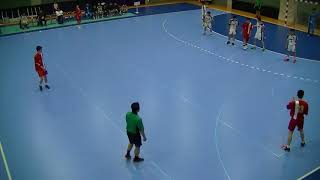 第41回全国高校ハンドボール選抜大会 1回戦 市川vs学法石川④
