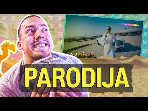 BAKAPRASE – DUBAI (PARODIJA)