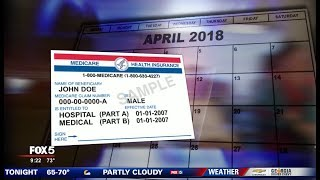 I-Team: New Security Measures for Medicare Cards