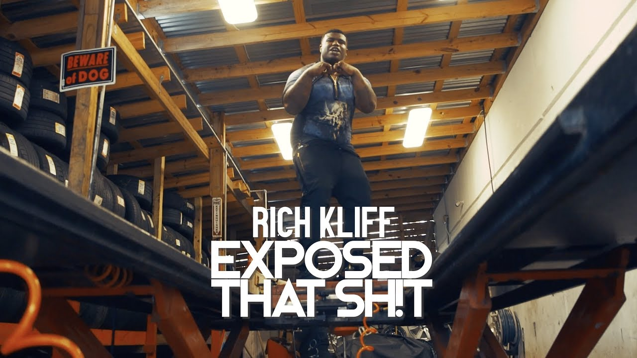 Rich Kliff - Exposed that Shit (Diss Song)