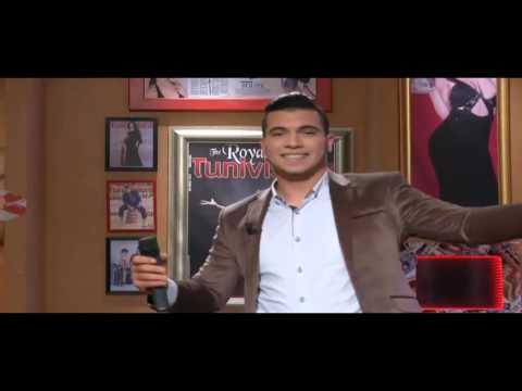 Anoir Ben Mousa -  3awedt 3youni 3asahar ( First TV- ) New Mezwed