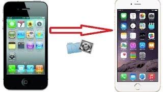 Как перенести данные со старого iPhone на новый(Перенос данных (смс, контакты, фото, видео, настройки) со старого Айфона на новый - http://pk-help.com/apple/transfer-data-iphone-4-4..., 2015-12-15T12:00:30.000Z)