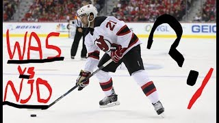 Devils vs Capitals Preview (Game 38): 2nd Line Scoring Issues