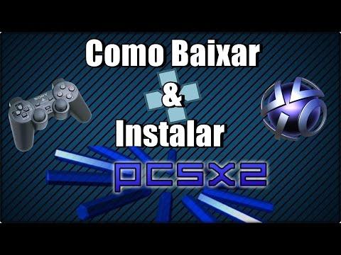 Como Baixar e Instalar Emulador de Ps2 + Bios - Pcsx2 ( ATUALIZADO 2015 )