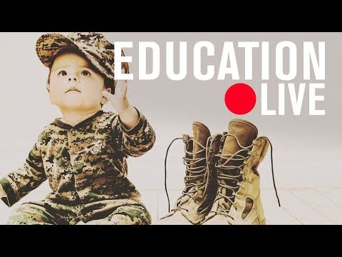 Military readiness and early childhood: What is the link? | LIVE STREAM