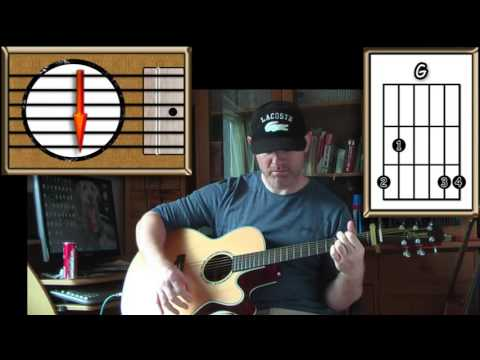 Meet Me On The Corner Lindisfarne Acoustic Guitar Lesson Youtube