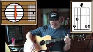 Meet Me On The Corner - Lindisfarne - Acoustic Guitar Lesson
