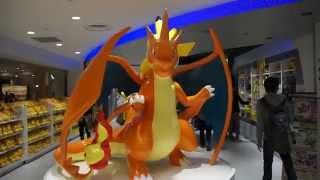 Must Buy Japan: Pokemon Centre Mega Tokyo Ikebukuro Sunshine City