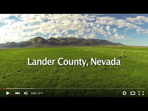 Lander County, Nevada Economic Development Authority _ by THS-Visuals Motion Pictures