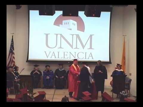 The University of New Mexico Valencia Campus 2015 Graduation Ceremony