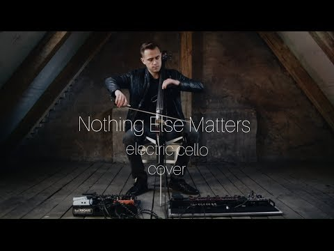 LOOP TRIGGER - Metallica - Nothing Else Matters  [LOOP COVER] electric cello
