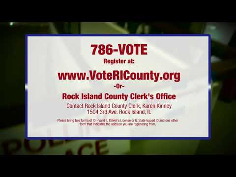 Rock Island County 2018 REGISTER