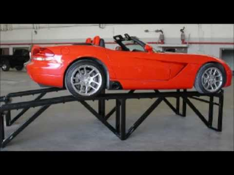 "Car Ramps 800-258-9010 ""automobile display ramps"""