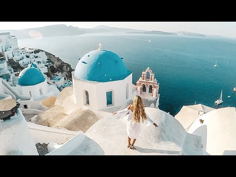 Stunning SANTORINI - Greece ♡