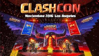 ¡¿Proxima MEGA ACTUALIZACION para Clash Royale y Clash Of Clans?! | ClashCon 2016 - TheMike2311