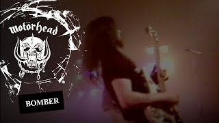 Motörhead – Bomber (Official Video)