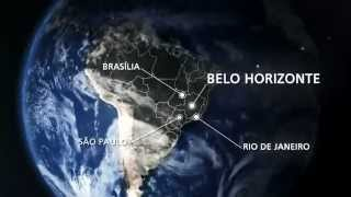 Belo Horizonte - The city that wins your heart