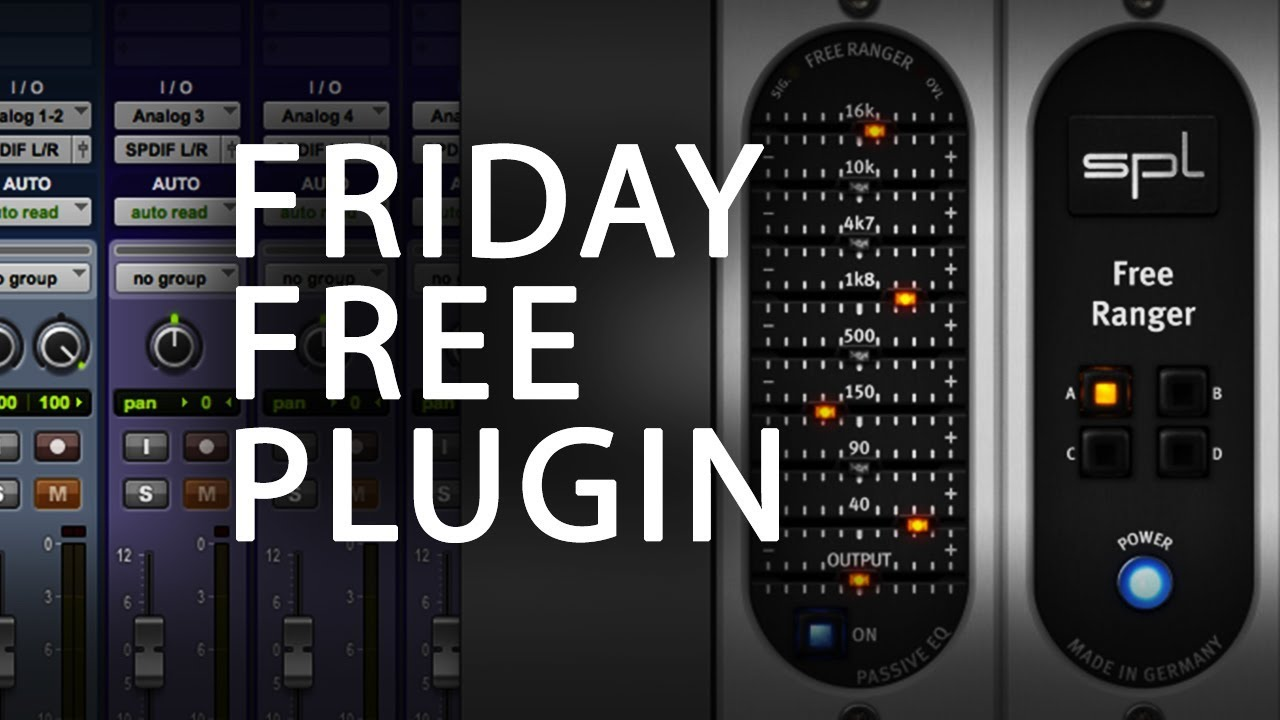Friday FREE Plugin - SPL Free Ranger