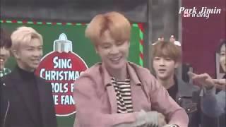 The dances impressive of Park Jimin (BTS) #ChimChim