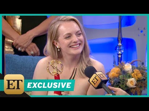 EXCLUSIVE: Elisabeth Moss Defends Cursing During Speech After First Emmy Win