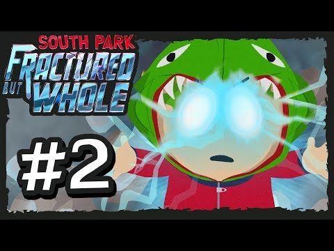 South Park The Fractured But Whole - PART 2 - Rise Of Left Shark!