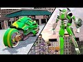 Robot Bike Parking Transport Truck (by Titan Game Productions) Android Gameplay [HD]