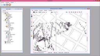 Importazione di punti topografici da file
