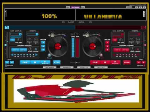 CUMBIAS MIX 50 CENT & EMINEM MIXED  DJ JRUIZ PURO VILLANUEVA