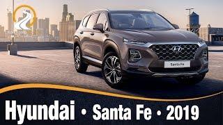 Hyundai Santa Fe 2019 | Prueba / Test / Análisis / Review en Español