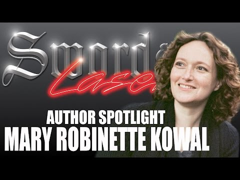 Author Spotlight: Mary Robinette Kowal - Sword & Laser