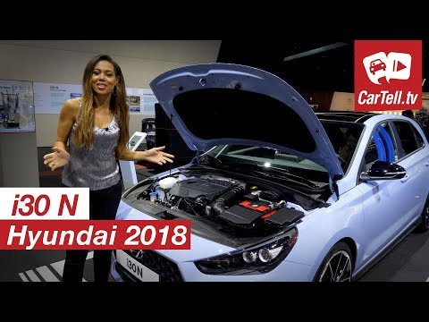 2018 Hyundai i30 N Quick Review CarTell.tv