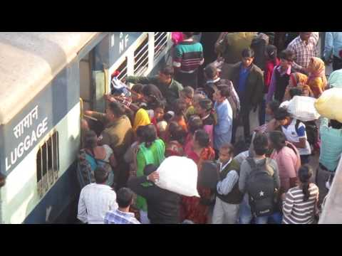 Keeping the cattle class in line Indian Railways