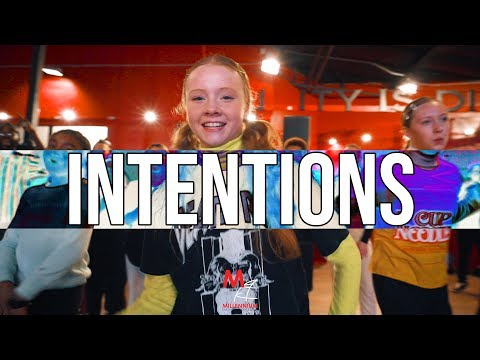 Justin Bieber - INTENTIONS ft Quavo | Phil Wright Choreography | Ig: @phil_wright_