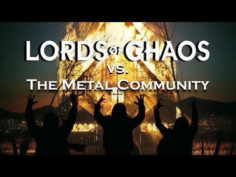 """""""Lords of Chaos"""" vs The Metal Community"""