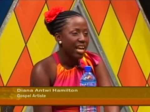 Diana Antwi Hamilton's Interview On Metro TV, Accra, Ghana