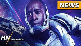 Don Cheadle Reveals Plans for Cancelled War Machine Movie