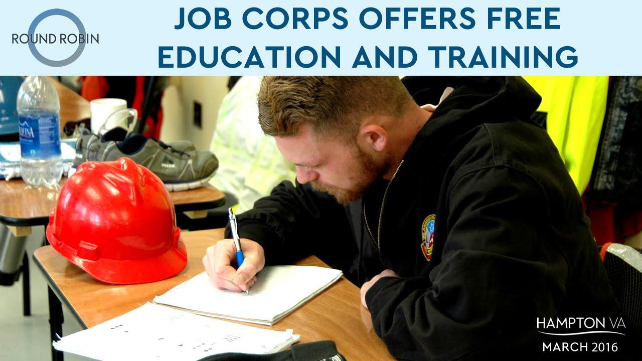 student job corps portal