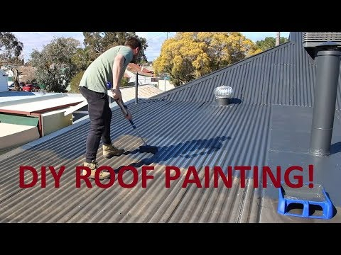 how-to-paint-your-roof-with-a-broom