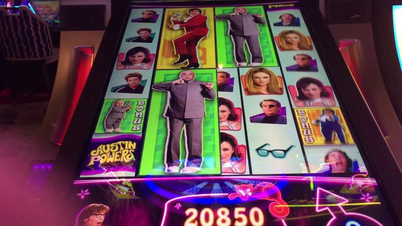 Austin powers slot machine online