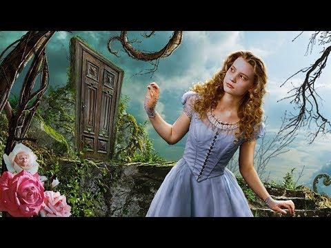 Alice In Wonderland - Down The Rabbit Hole (Movie Clip)